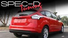 2016 Ford Focus Lights Specdtuning Installation Video 2015 2016 Ford Focus
