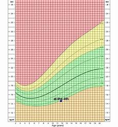 Girl Bmi Percentile Chart Pin On Care