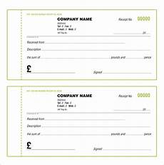 receipt book template pdf receipt book template word printable receipt template