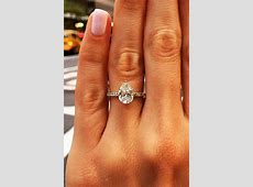 33 Rose Gold Solitaire Ring Ideas For Tender Girls   Oh So
