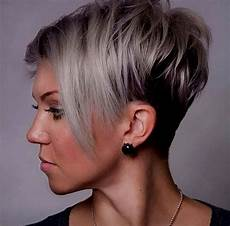 kurzhaarfrisuren 2019 frech blond kurzhaarfrisuren damen top modische kleider