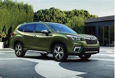 2019 Subaru Forester Design by 2019 Subaru Forester Unveiled At New York Auto Show