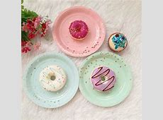 Lovely Disposable Dinnerware Set Birthday Party Paper