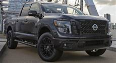 2020 nissan titan 2020 nissan titan changes midnight edition package 2019