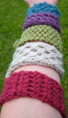 30 easy knitting and crochet patterns for beginners