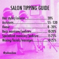 Hair Stylist Tip Chart How Much Should You Tip A Hairdresser Bestdressers 2019