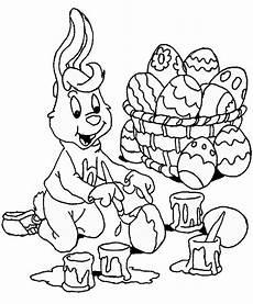 Oster Malvorlagen Gratis Easter Coloring Pages