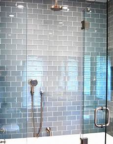glass tiles bathroom ideas 35 blue grey bathroom tiles ideas and pictures