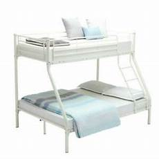 panana metal bunk bed 3ft 4ft6 frame bedroom
