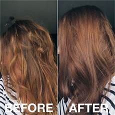 back to fall hair with l oreal creme gloss