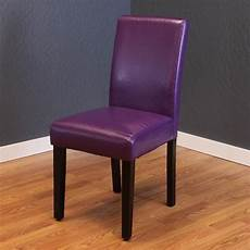 Purple Dining Room Chairs 20 Ideas Of Purple Faux Leather Dining Chairs Dining