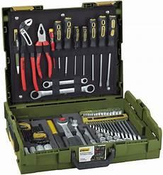 L Boxx Mit Werkzeug by Proxxon Werkzeugkoffer Handwerker Universal Werkzeug