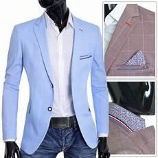 Light Blue Check Jacket Men S Blazer Light Baby Blue Brown Jacket Casual Formal