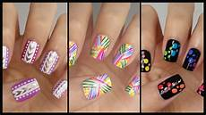 Nail Art Easy Easy Nail Art For Beginners 13 Jennyclairefox Youtube