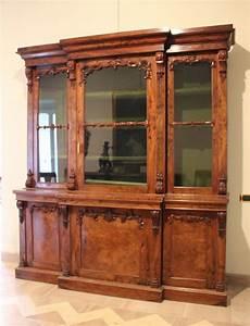 librerie pistoia libreria antica a tre ante con vetrina libreria in legno