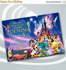 Disney Themed Party Invitations Pin By Ale Garcia On Party Ideas Disney Invitations Doc