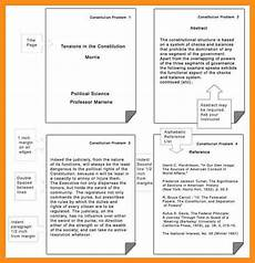 Apa Formatting Sample Paper Apa Paper Example Learn From The Best Abstract Examples