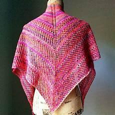 casual lace knit shawl purl avenue
