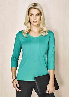 knit tops for 3 4 sleeve abby 3 4 sleeve knit top