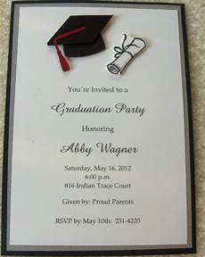 Graduation Invitation Maker Free Crafty Quot Magra Quot Graduation Invitations