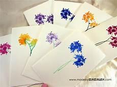 Water Color Cards Watercolors Madebymamaleh