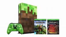 limited edition minecraft xbox one s console announced