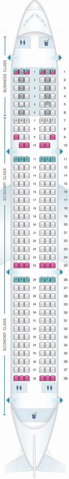 Iberia 2622 Seating Chart Seat Map Iberia Airbus A321 Seatmaestro