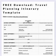 Itinerary Planner Template Free Free Download Travel Planning Itinerary Template Travel
