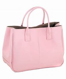 Bag Light Pink Bolsos De Trapillo Pale Pink Designer Handbags