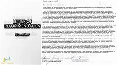 Eb1 Recommendation Letter Letters Of Recommendation Youtube