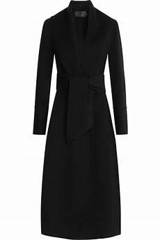 donna karan coats for donna karan coat black lyst