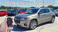 2020 chevy traverse 2020 chevy traverse premier tour changes for 2020
