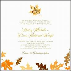 contoh undangan formal invitation wedding invacation1st org