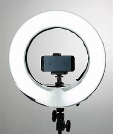 Diva Ring Light For Iphone Diva Ring Light 12 Quot W Dimmer Photo Stand Mirror By