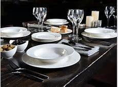 Veridico 12 Piece Dinnerware Set   White