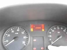 Renault Master Service Light Reset Renault Kangoo 1 5dci 2007 Service Light Reset Youtube