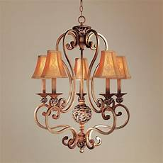 Mcclintock Lighting Mcclintock S Salon Grand Five Light Chandelier
