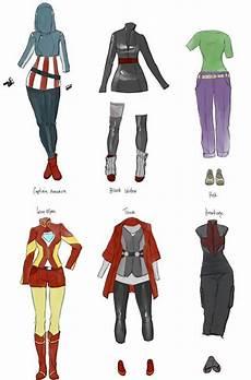 Superhero Costumes Designed Like Female Avengers Costumes Female Versions For Captain America