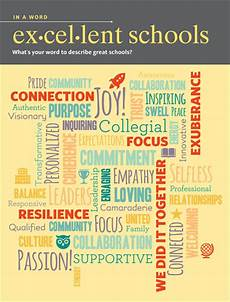 Describe A Leadership Experience In A Word Educational Leadership