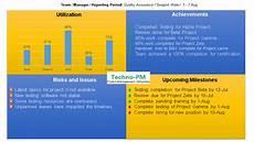 Team Status Report Template Project Status Report Template 10 Progress Report