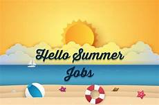 How To Find A Summer Job What Are The Top 5 Summer Jobs Jobs Ie