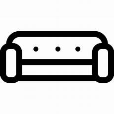 Flip Out Sofa For Png Image by Sofa Of Three Places Outline Free Tools And Utensils Icons