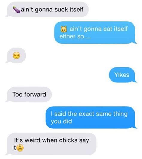 Sexy Horny Texts