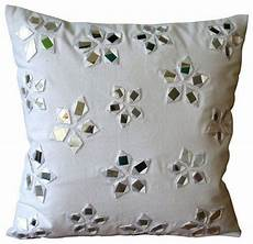 Sofa Pillow Covers 24x24 3d Image by Decorative White Size Cushion Cover 24x24 Etsy
