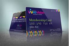 Membership Card Template Publisher 35 Membership Card Designs Amp Templates Member Card