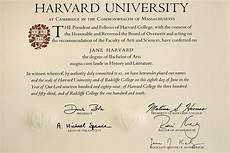 Fake Bachelor Degree Template History By Degrees Harvard Gazette