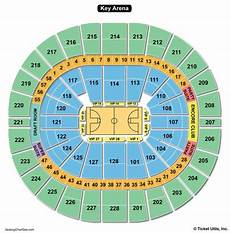 Usair Arena Seating Chart Key Arena Seating Chart Seating Charts Amp Tickets