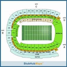 Baylor Football Seating Chart Baylor Football Mclane Stadium Espn