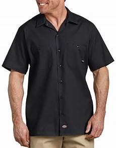 dickies sleeve shirt sleeve industrial work shirt mens shirts dickies
