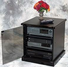 small av cabinets equipment racks and stands to organize